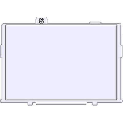 Canon EG-S matglas