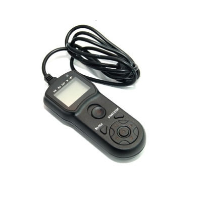 JJC Wired Timer Remote Controller TM-M (Nikon MC-DC2)