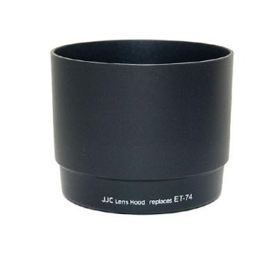 JJC ET-74 Canon Zonnekap Zwart