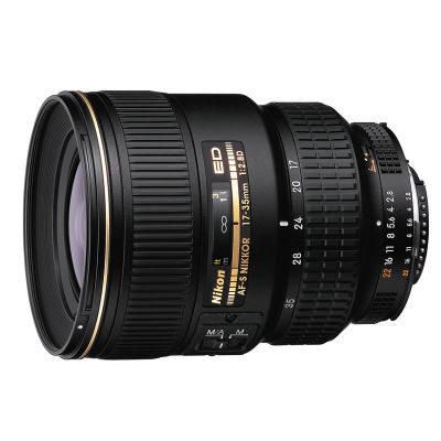 Nikon AF-S 17-35mm f/2.8D IF-ED objectief