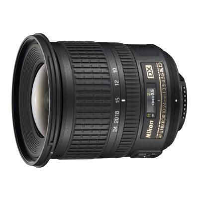 Nikon AF-S 10-24mm f/3.5-4.5G ED DX objectief
