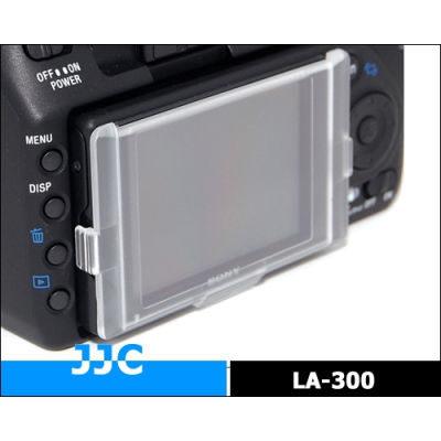 JJC LA-300 beschermkap (Sony PCK-LH3AM)