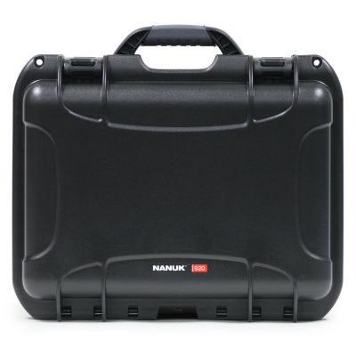 Nanuk Protective Case 920 Zwart Plukschuim