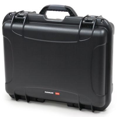 Nanuk Protective Case 930 Zwart Plukschuim