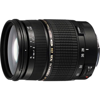 Tamron AF SP 28-75mm f/2.8 XR Di LD Asf. IF objectief Canon - Occasion