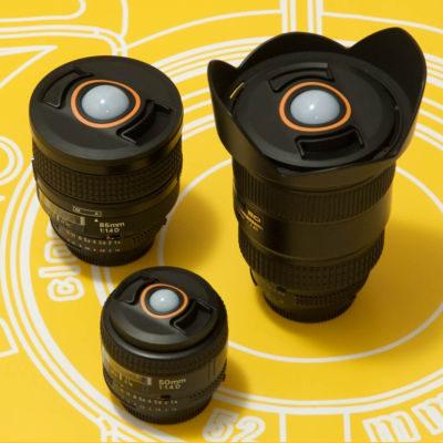 BaLens Witbalans Clipcap 52 mm