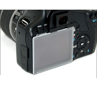 JJC LC-500D LCD Cover voor Canon EOS 500D