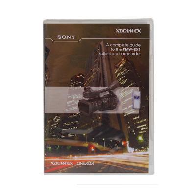 Sony DVD-Guide voor PMW-EX1
