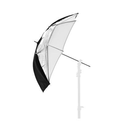Lastolite Paraplu Wit/Zilver/Zwart 100cm