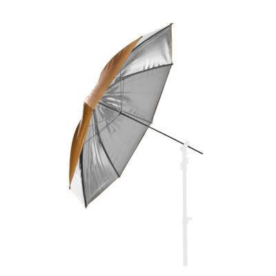 Lastolite Paraplu Zilver/Goud 100cm