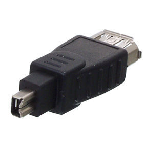 Firewire adapter 6-4 polig