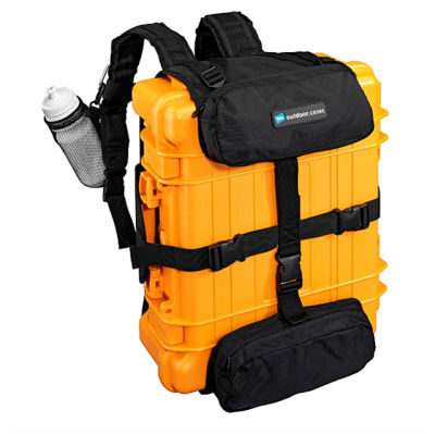 B&W Back Pack System Type 40 Zwart/Grijs
