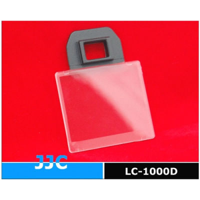 JJC LC-1000D LCD Cover voor Canon EOS 1000D