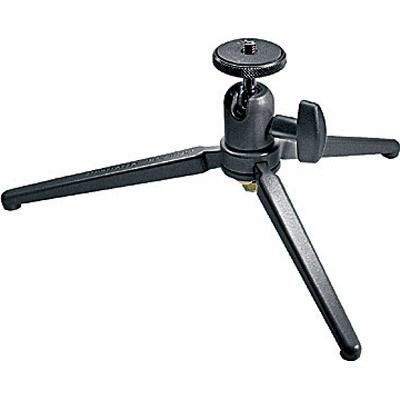 Manfrotto 709B Digital Table Tripod Zwart