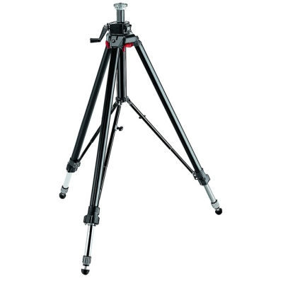 Manfrotto 058B Triaut Camera Tripod