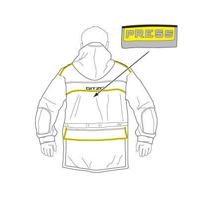 Gitzo High Visibility Kit voor GA151
