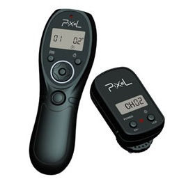Pixel Wireless Timer Remote Control voor Nikon D-serie