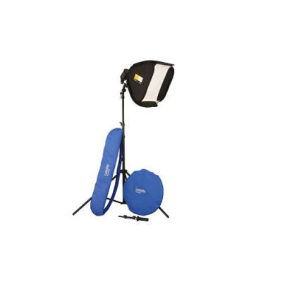 Lastolite 2470 Ezybox Hotshoe Softbox Kit 38 x 38 cm