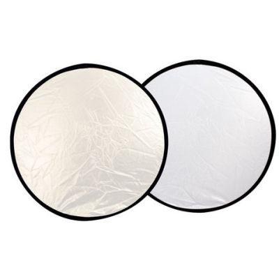 Falcon Eyes CFR42S Reflectiescherm Silver/White 107cm (298107)