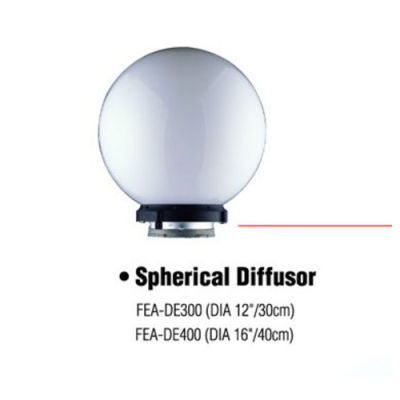 Falcon Eyes Spherical Bol Head DB400 Ø 40 cm