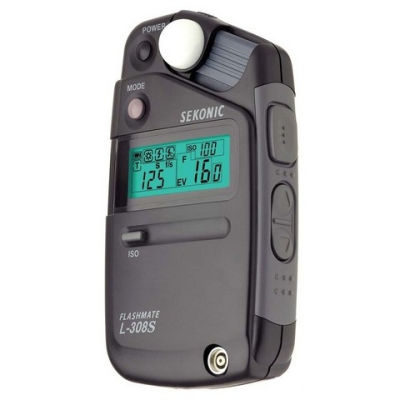 Sekonic L-308S Flashmate lichtmeter