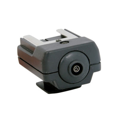 Falcon Eyes Hot Shoe Adapter HS-15 + Flitsschoen + Statiefaansluiting