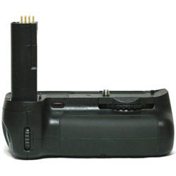 Opteka MB-D80 Battery Grip voor Nikon