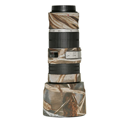LensCoat voor Canon 70-200 IS f/4 Realtree Advantage