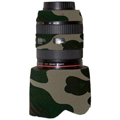 LensCoat voor Canon 24-70L Legergroen
