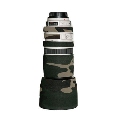 LensCoat voor Canon 100-400 IS Legergroen