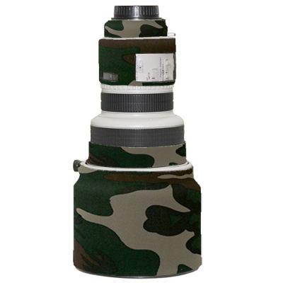 LensCoat voor Canon 200 f1.8 Legergroen