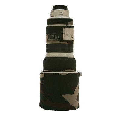 LensCoat voor Canon 300 IS f/2.8 Legergroen