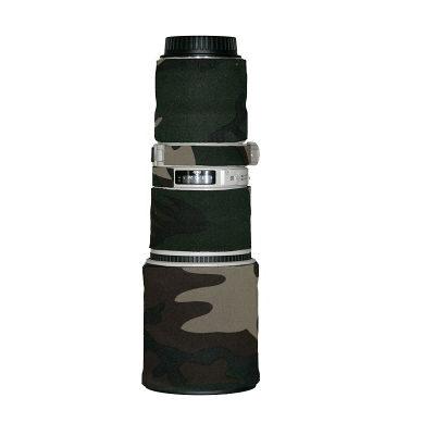 LensCoat voor Canon 400 f/5.6 Legergroen