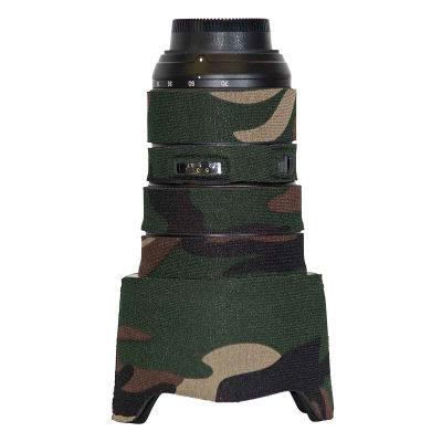 LensCoat voor Nikon 24-70 AFS Legergroen