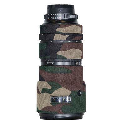 LensCoat voor Nikon 80-200 2.8 D-AF Legergroen