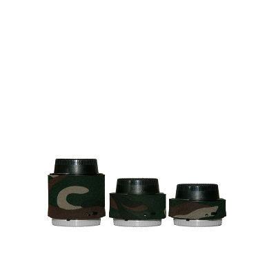 LensCoat voor Nikon Teleconverters II Legergroen