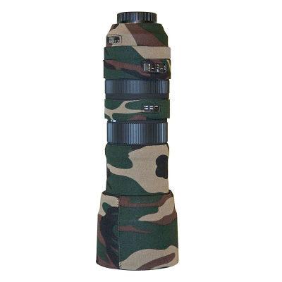 LensCoat voor Sigma 150-500 Legergroen