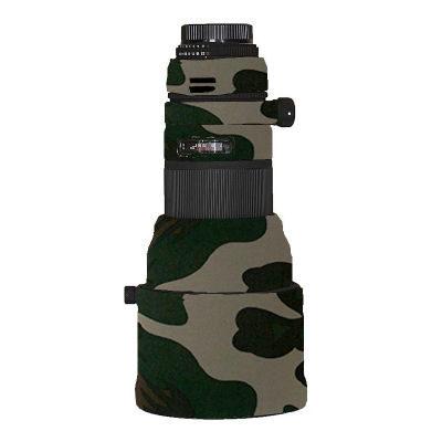 LensCoat voor Sigma 300 2.8 APO DG Legergroen