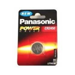 Panasonic CR2450 Knoopcel batterij