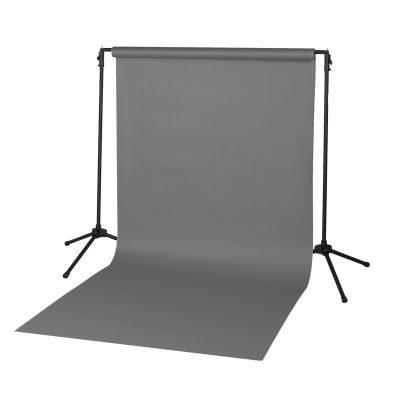 Savage Achtergrondrol Charcoal (nr 54) 2.75m x 11m