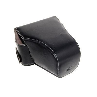 ONE OC-NX10B Leathercase Zwart voor de Samsung NX10/NX100