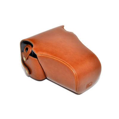 ONE OC-D3000Y Leathercase voor de Nikon D3000
