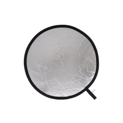 Lastolite Reflector 50cm Zilver/Wit