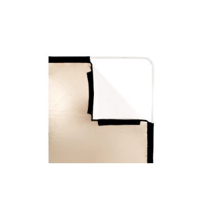 Lastolite Skylite Reflector Medium Sunfire/Wit