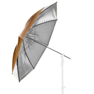 Lastolite Omkeerbare Paraplu 100cm Zilver/Goud
