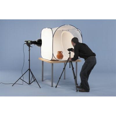 Lastolite Cubelite Kit 120cm Fluorescerend