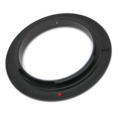 Caruba RR-OM Omkeerring 58mm voor 4/3
