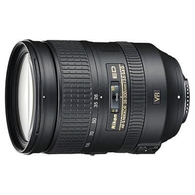 Nikon AF-S 28-300mm f/3.5-5.6G VR ED objectief