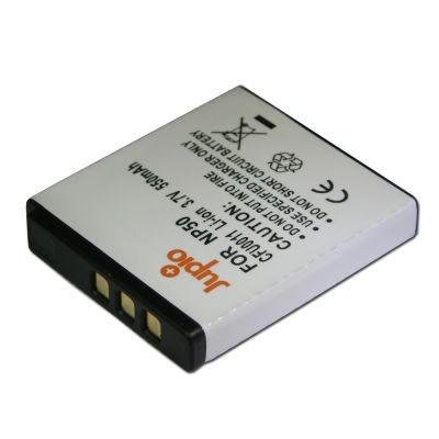 Pentax D-Li68 accu (Merk Jupio)