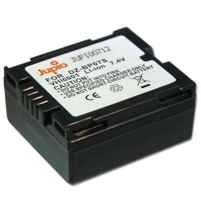 Panasonic CGA-DU07 accu (Merk Jupio)